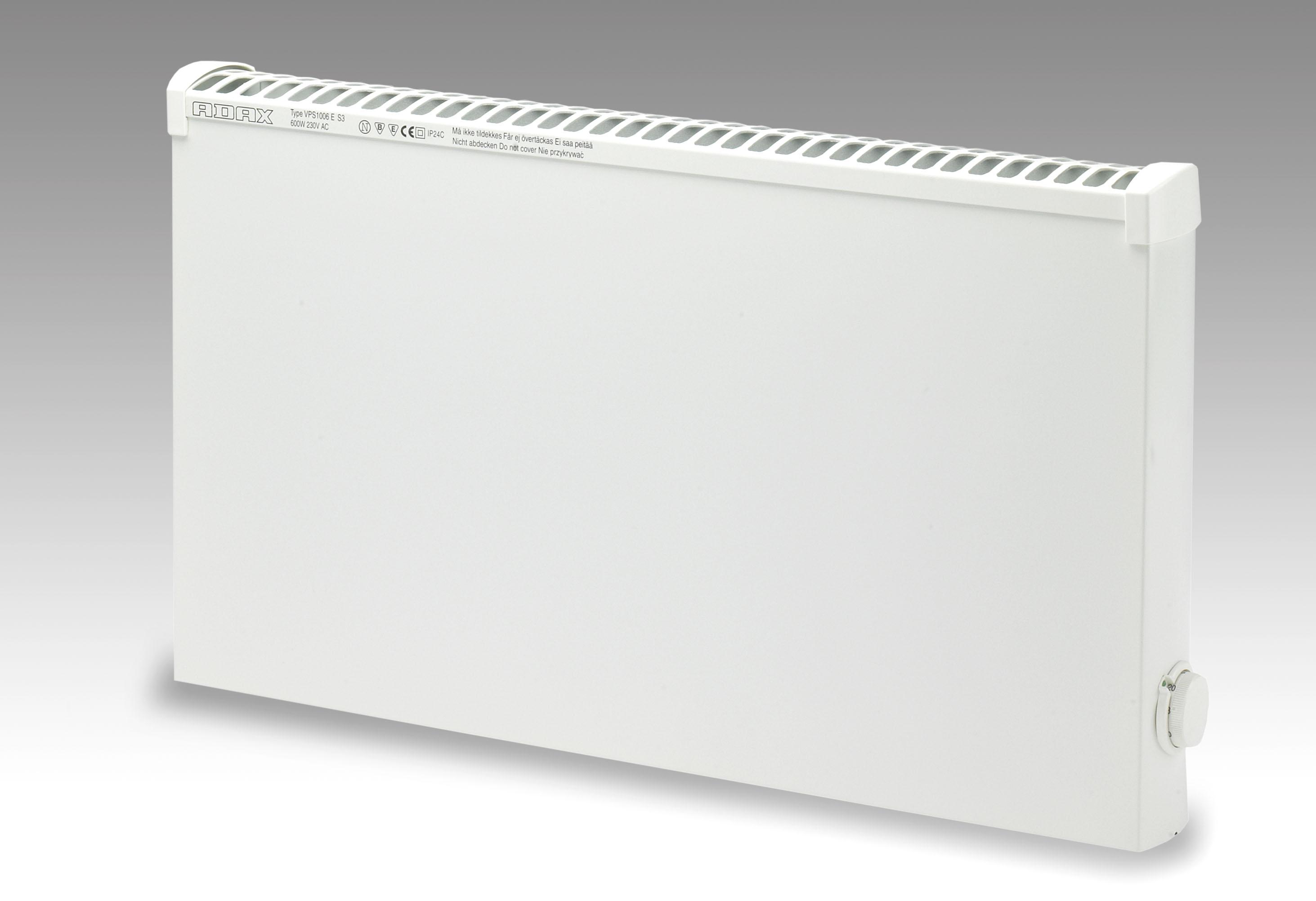 Elektrinis radiatorius ADAX VPS 1006 KEM