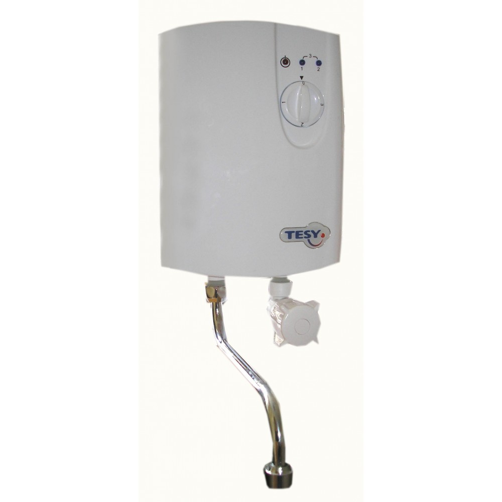 Elektrinis momentinis vandens šildytuvas (virtuvei) TESY 7 kW KI
