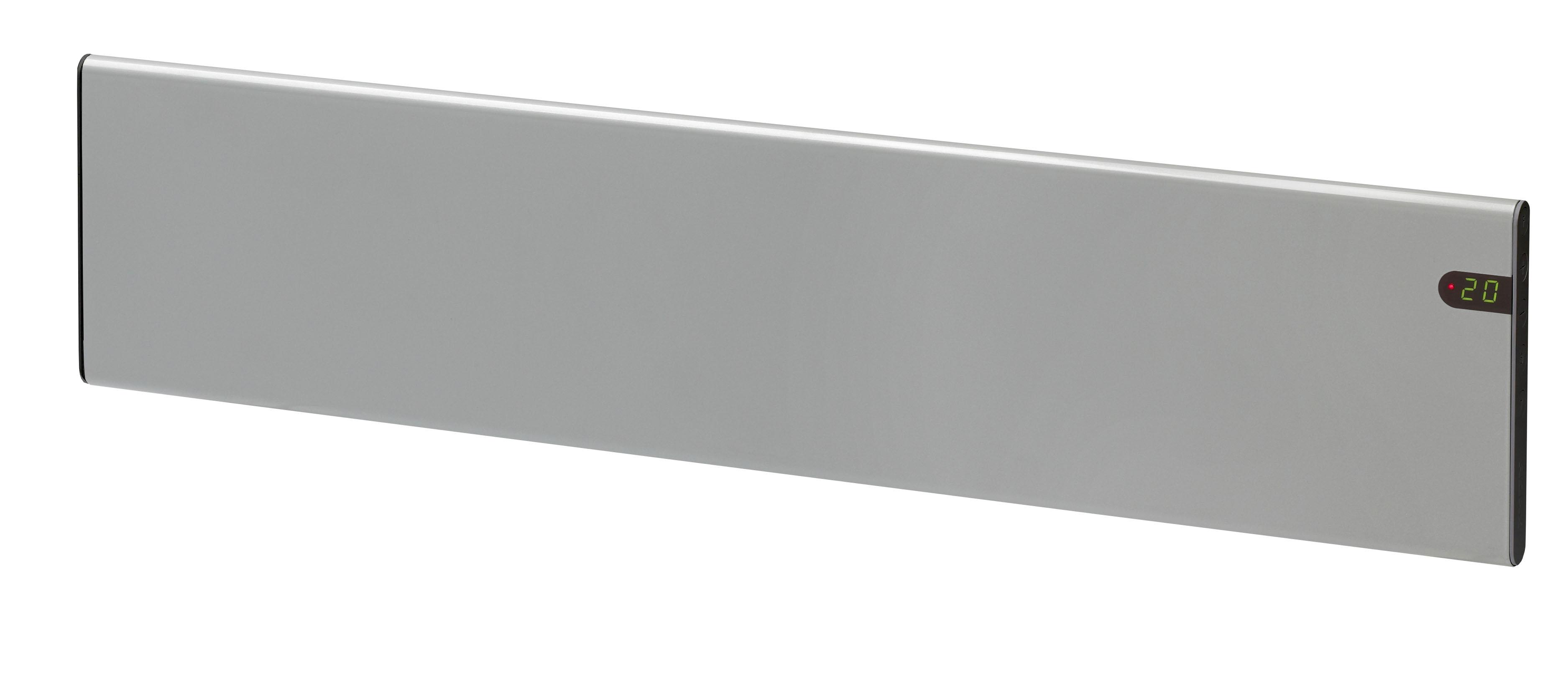 Elektrinis radiatorius GLAMOX heating H30 L 06 KDT Silver
