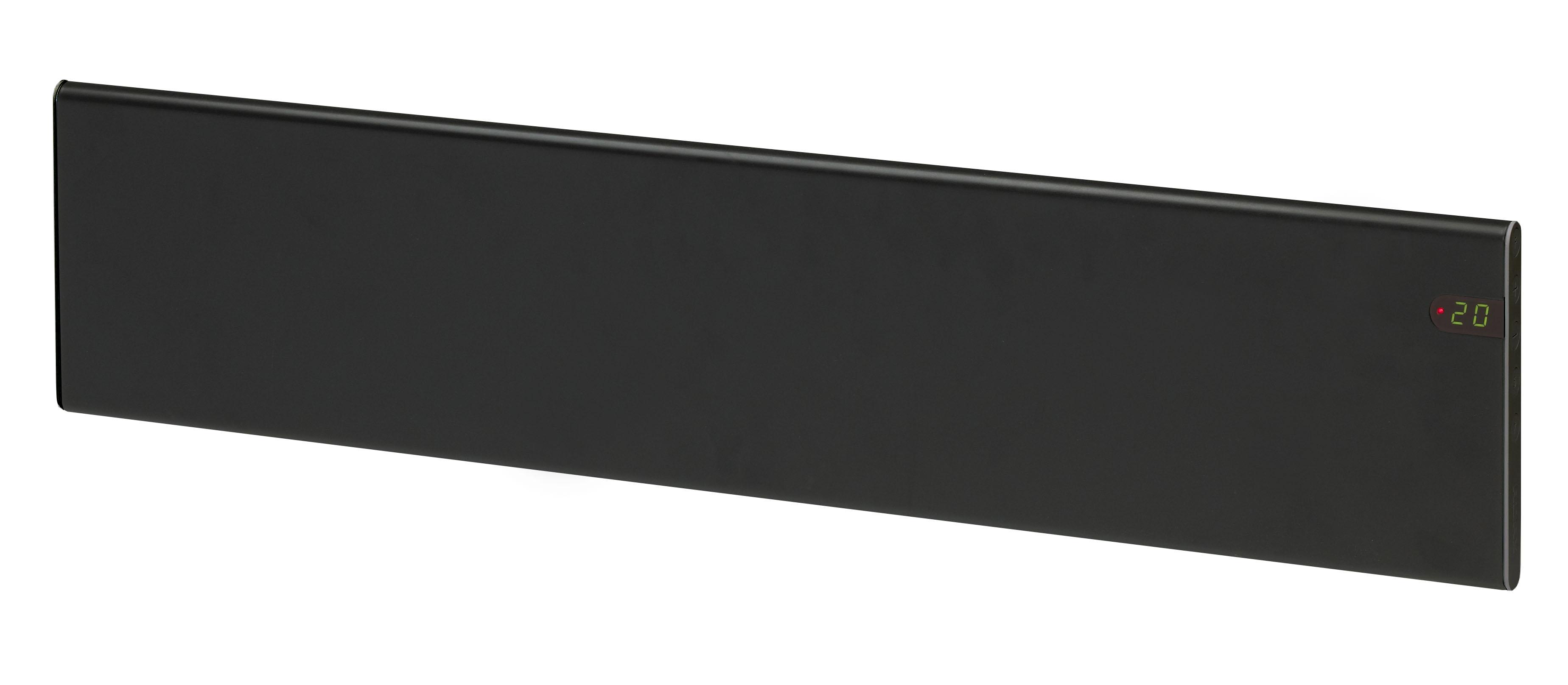 Elektrinis radiatorius GLAMOX heating H30 L 06 KDT Black