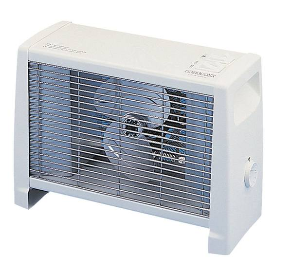 Nešiojamas šildytuvas su ventiliatoriumi VV9 T