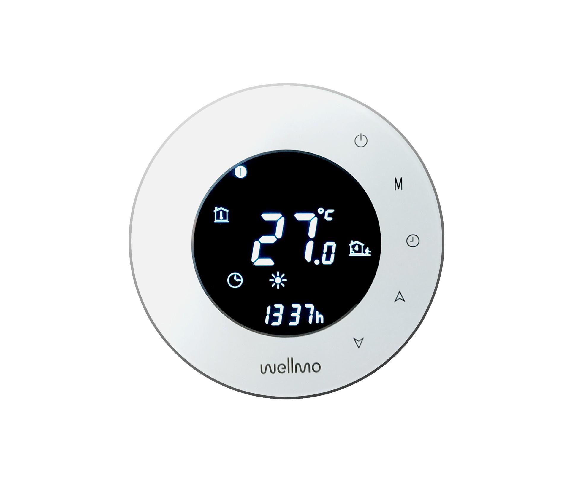 Elektroninis programuojamas termoreguliatorius Wellmo WTH93.36