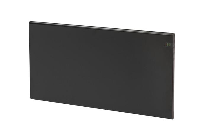 Elektrinis radiatorius GLAMOX heating H30 H 04 KDT Black