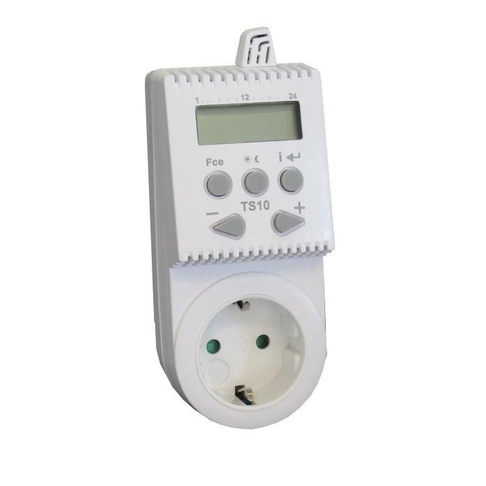 Kištukinis termostatas TS10