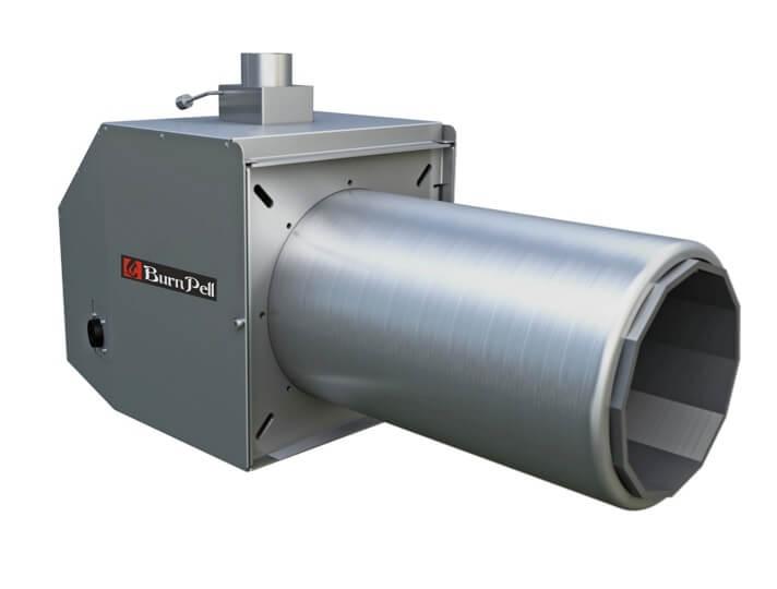 Granulių degiklis BurnPell X.150, 50 – 150 kW