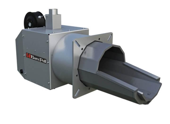 Granulių degiklis BurnPell X.190, 65 – 190 kW