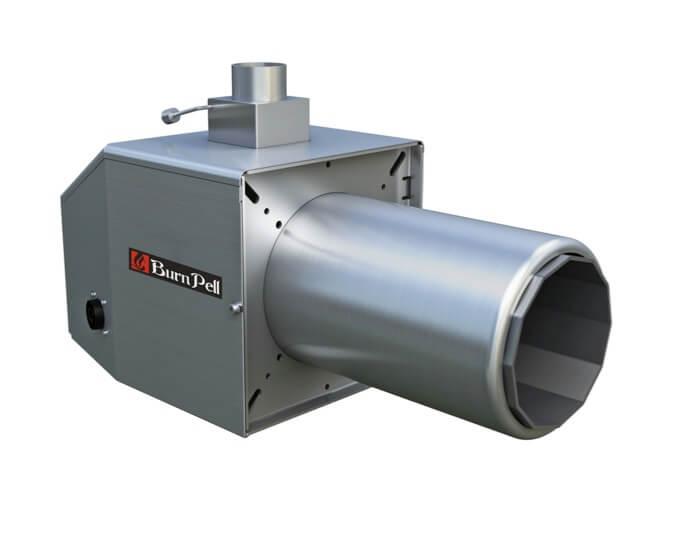 Granulių degiklis BurnPell X.70, 15 – 70 kW